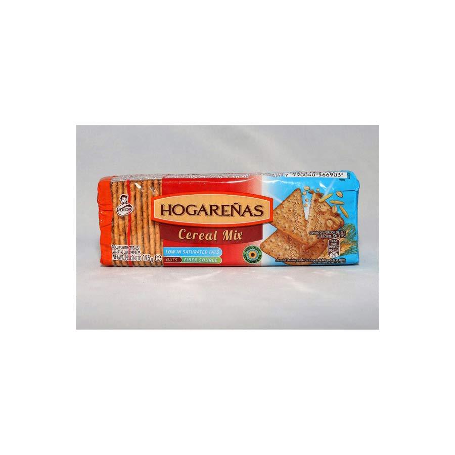 Biscuit aux céréales