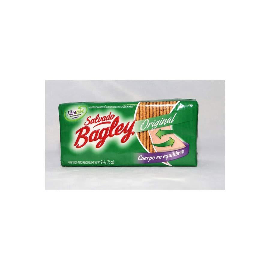 Biscuit aux son de blé Bagley - fibractive