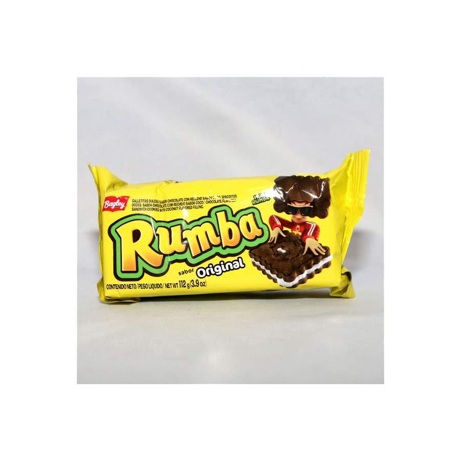 Biscuit chocolat coco Rumba
