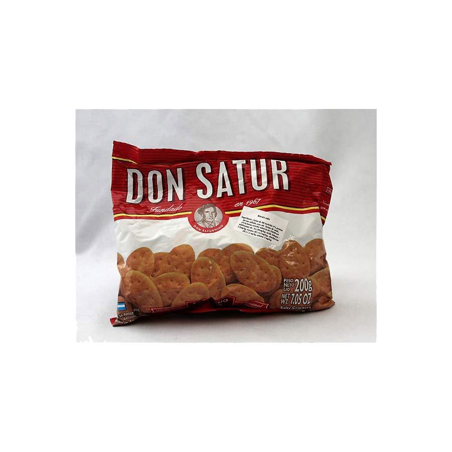 Biscuits Salé Argentin Don Satur 200g