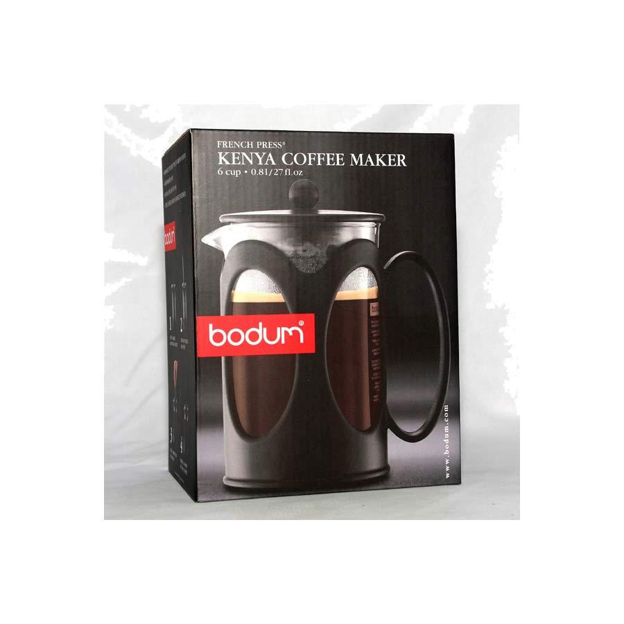Cafetière à Piston Bodum Kenya 0.8L, pour consommer simplement la yerba mate