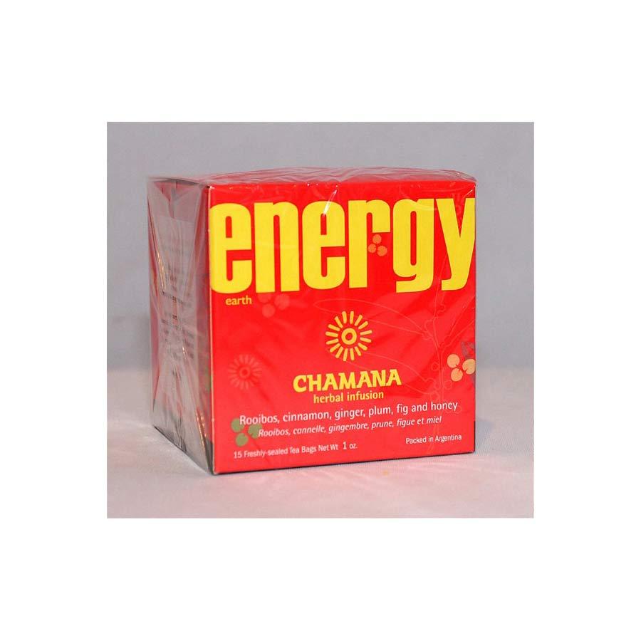 Chamana, Infusion Energy