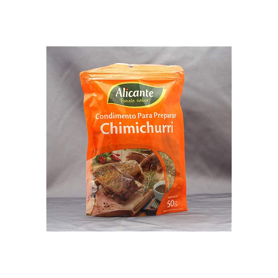 Epices pour Chimichurri Alicante 50g