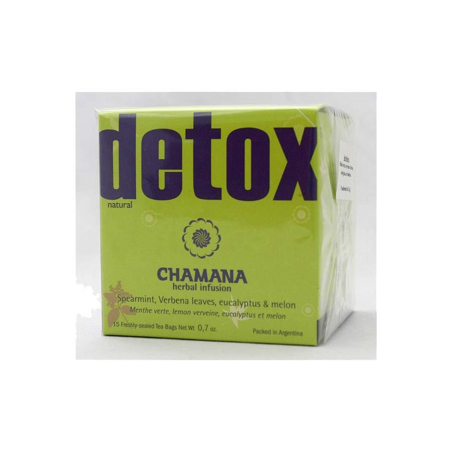 Infusion Chamana Detox