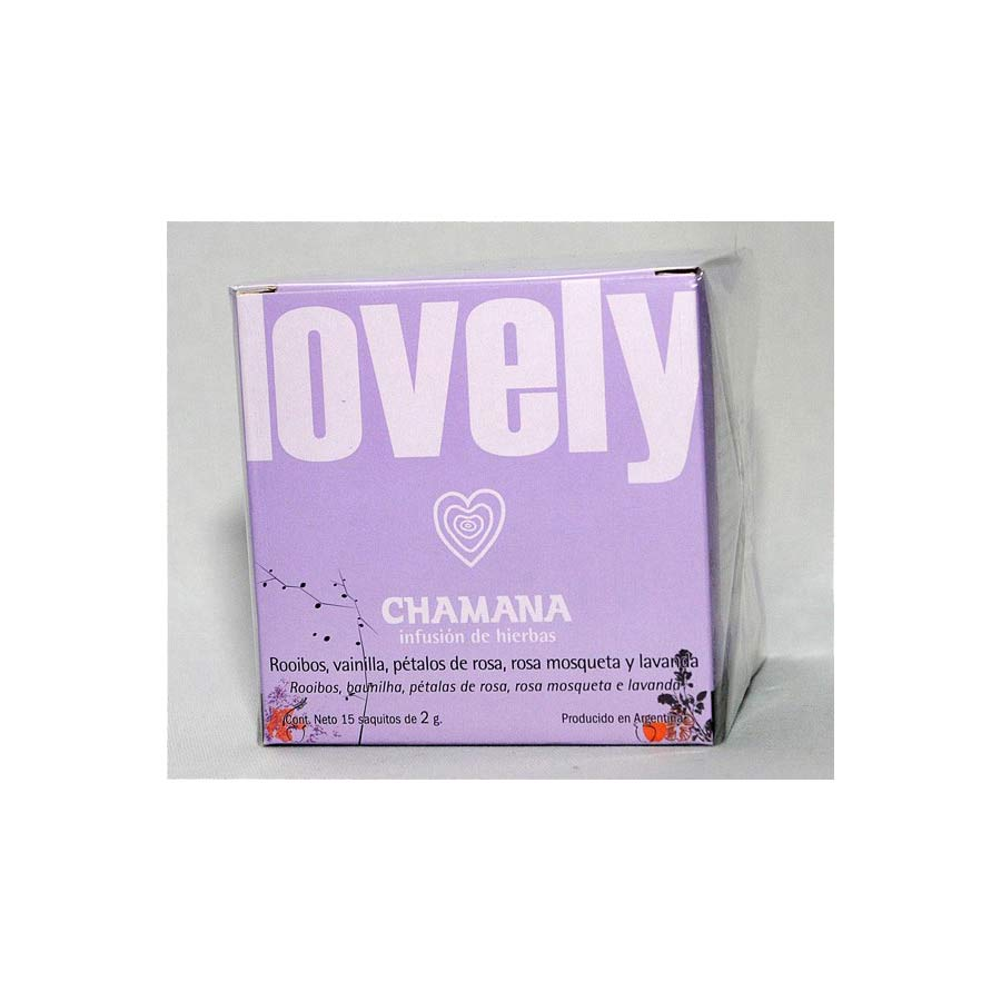 Infusion Chamana Lovely
