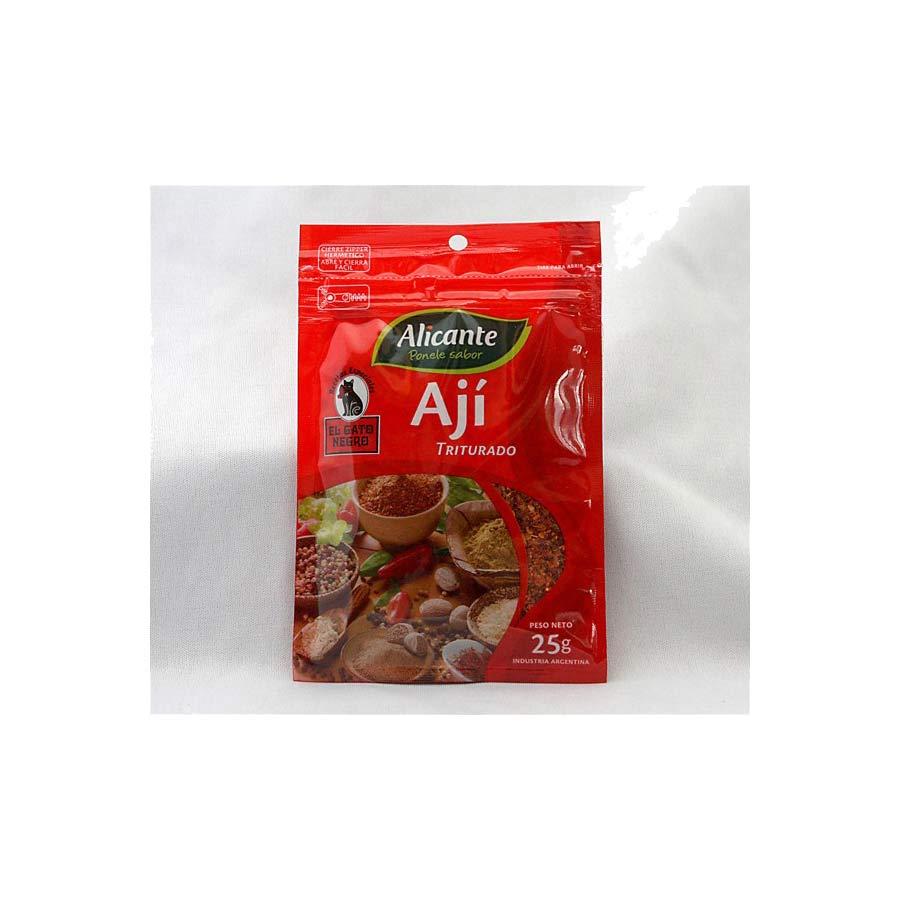 Piment rouge Moulu d'Argentine 25g Alicante