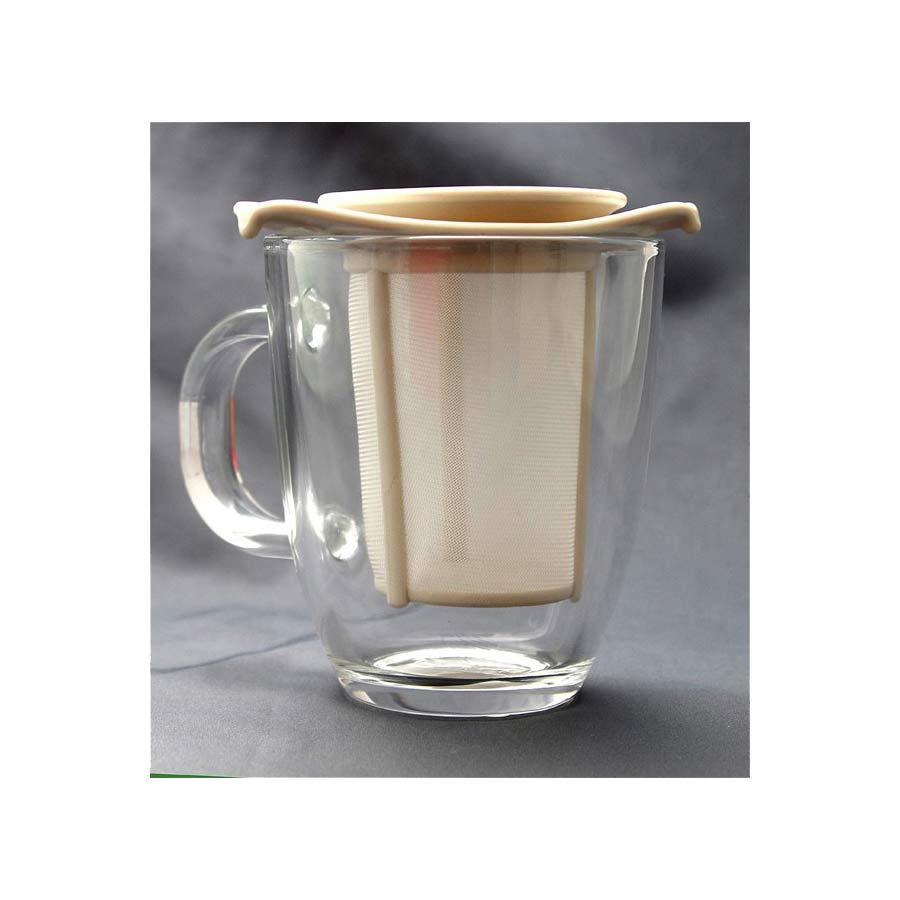 Set YOYO : mug 35cl et filtre nylon Bodum