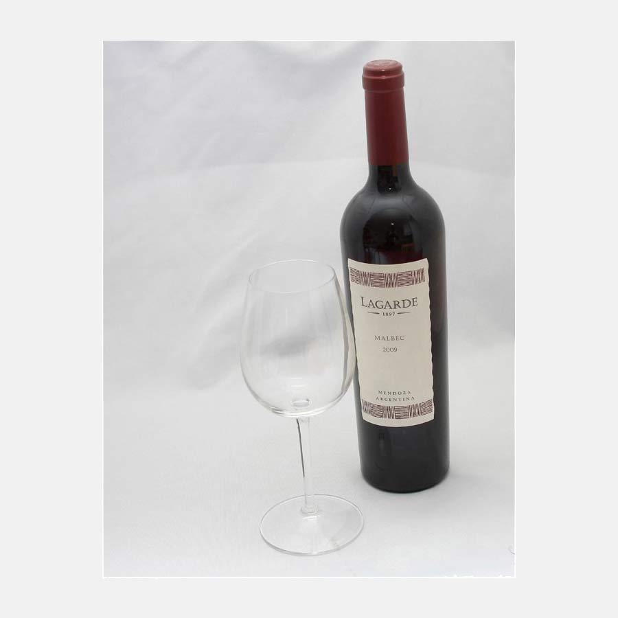 Vin argentin rouge Malbec Lagarde 2009