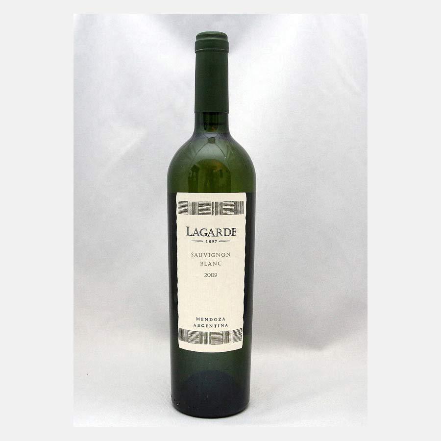 Vin argentin sauvignon blanc 2009 Lagarde