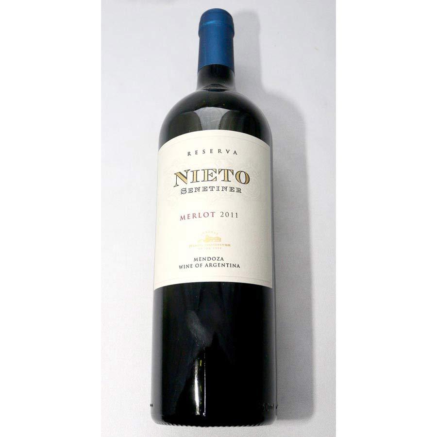 Vin Rouge Nieto Senetiner Merlot