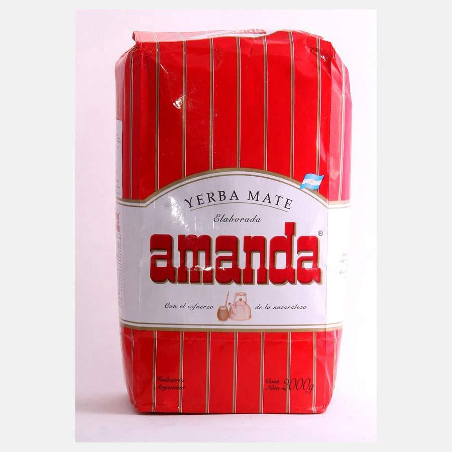Yerba maté Amanda en 2kg