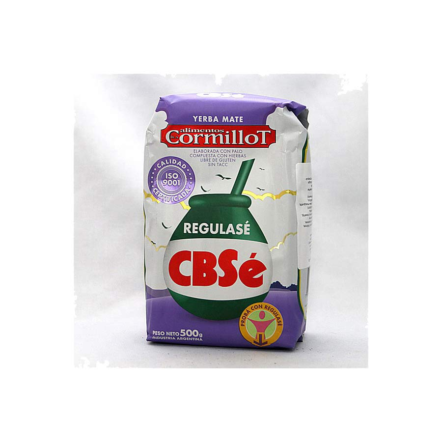 Yerba Maté CBSe regularis 500g
