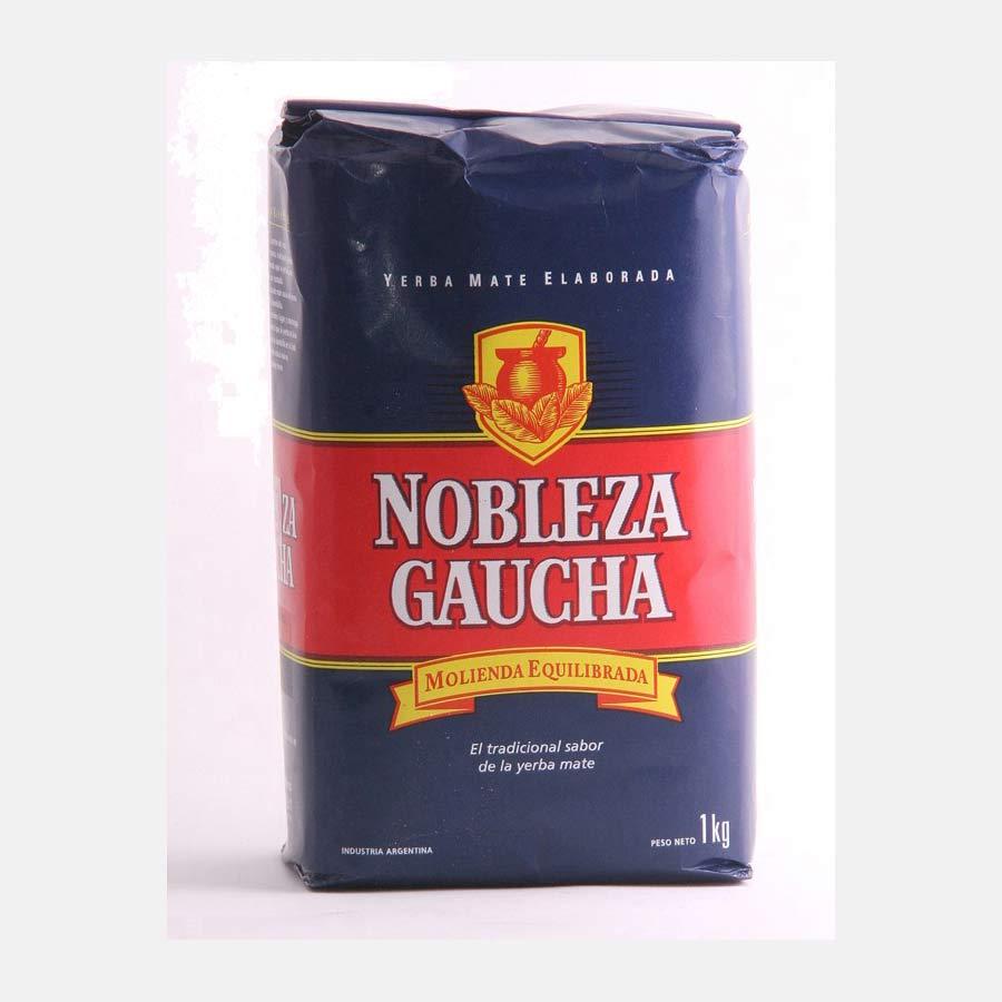 Yerba Maté Nobleza Gaucha avec tige con palo en 1kg