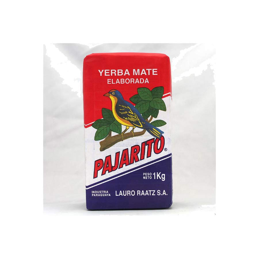 Yerba maté Pajarito traditionnelle en 1kg