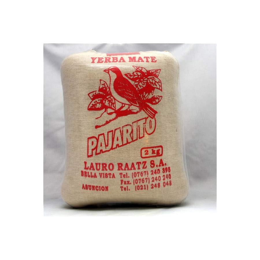 Yerba mate Parajito en sac de 2kg