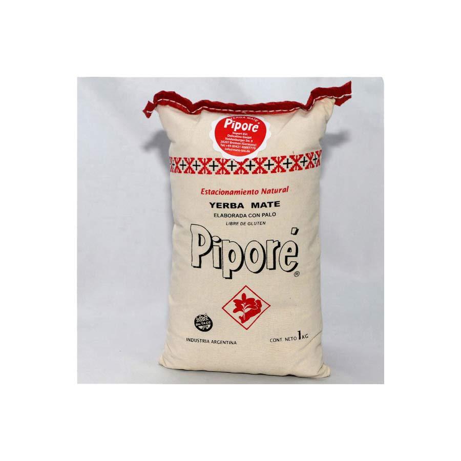 Yerba mate Piporé en sac toile 1kg