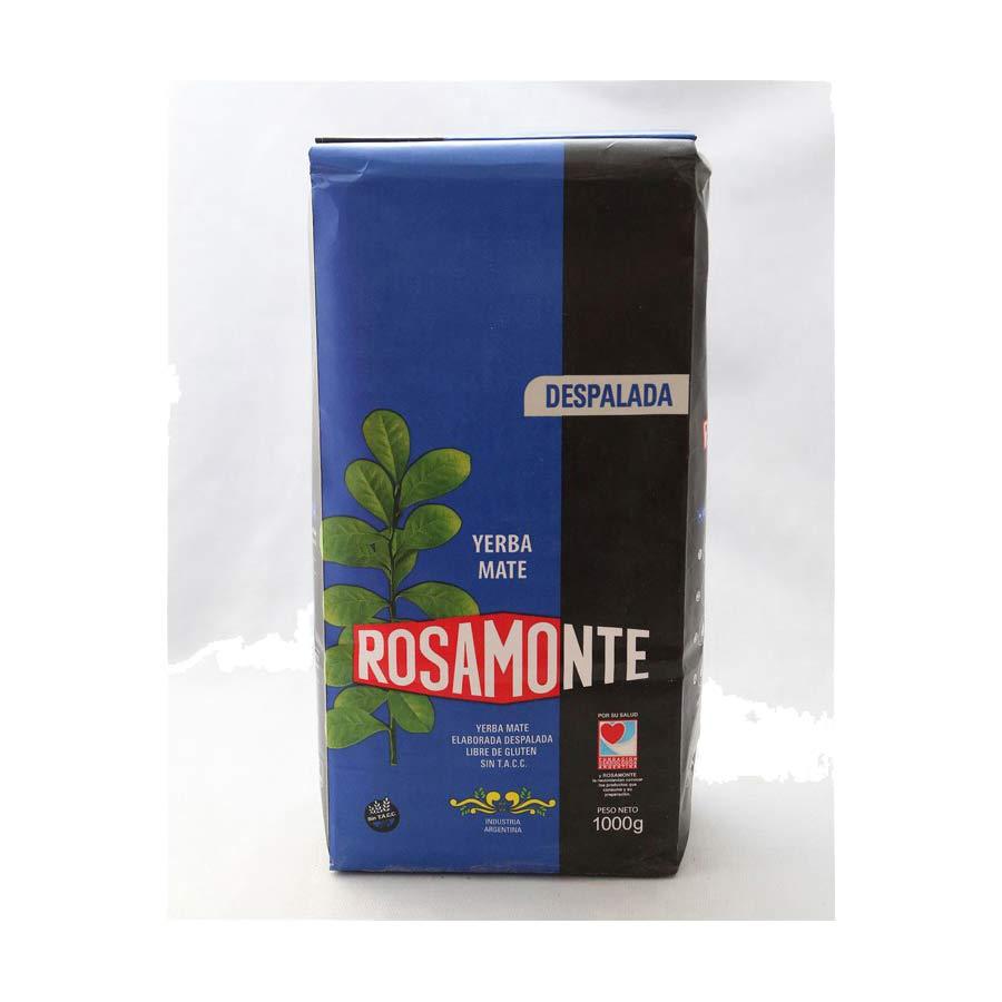Yerba Maté Rosamonte Despalada 1kg