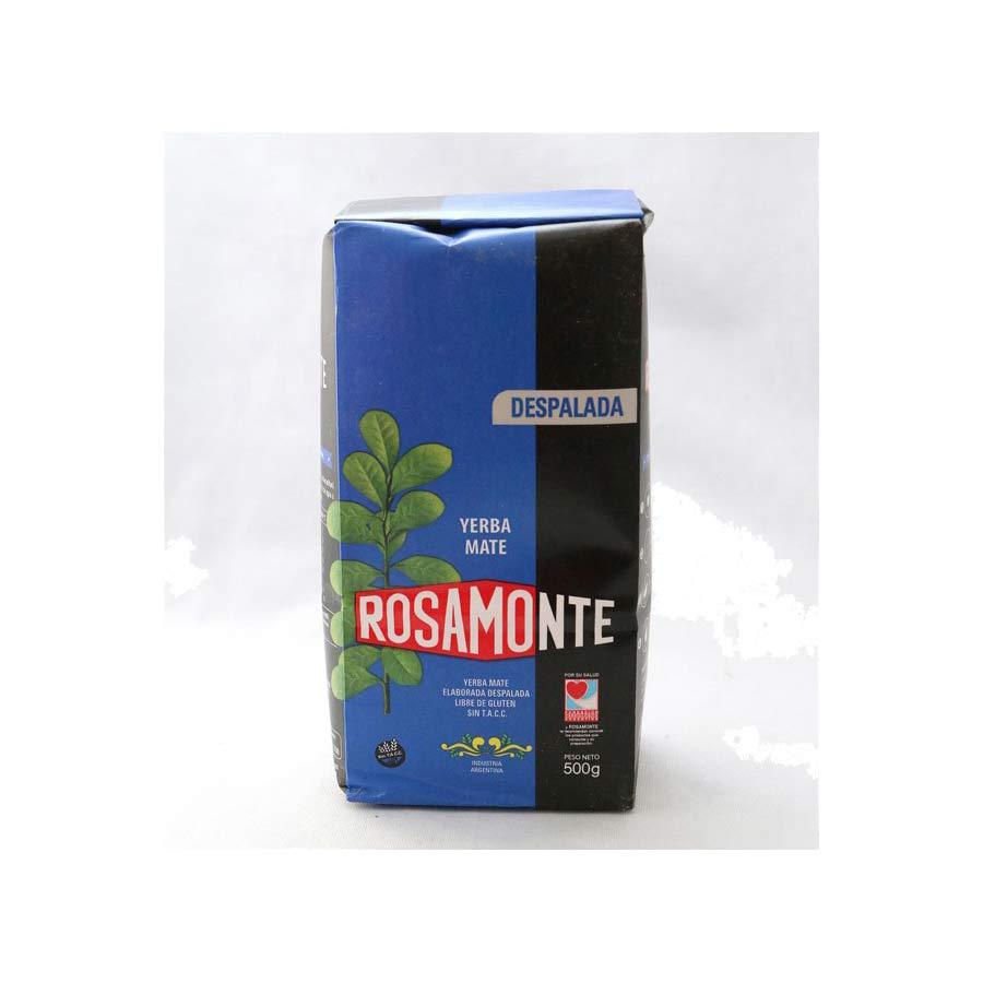 Yerba Maté Rosamonte Despalada 500g