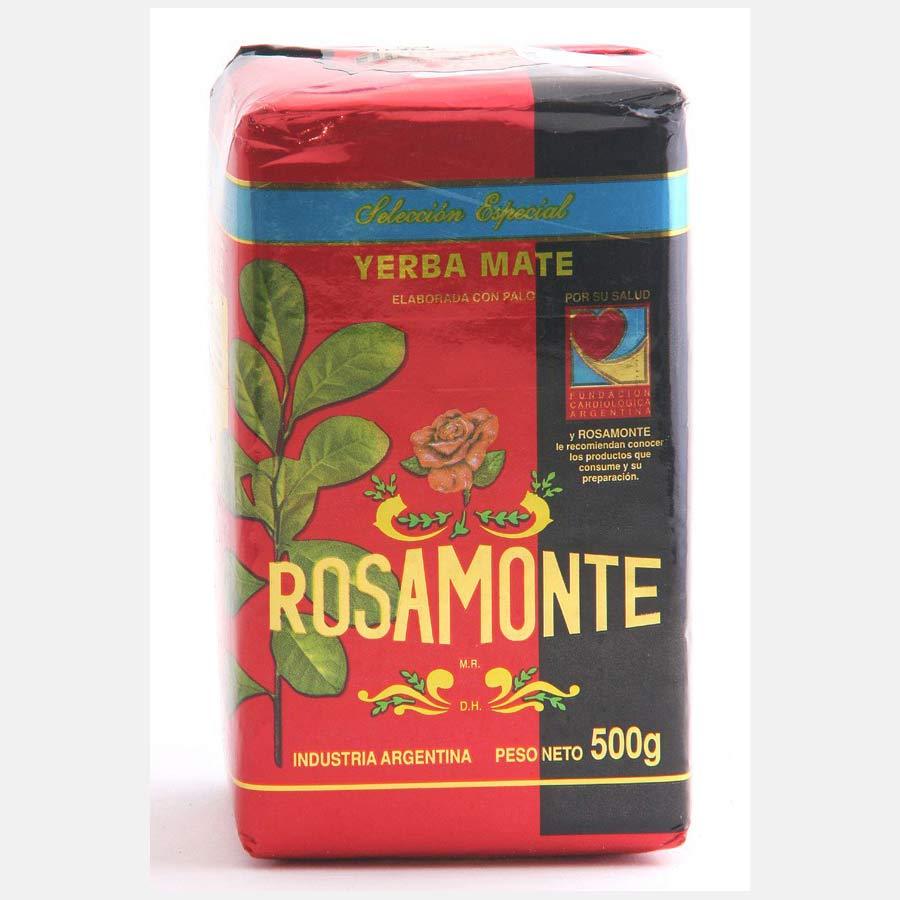 Yerba Maté d'Argentine Rosamonte Special en paquet de 500g