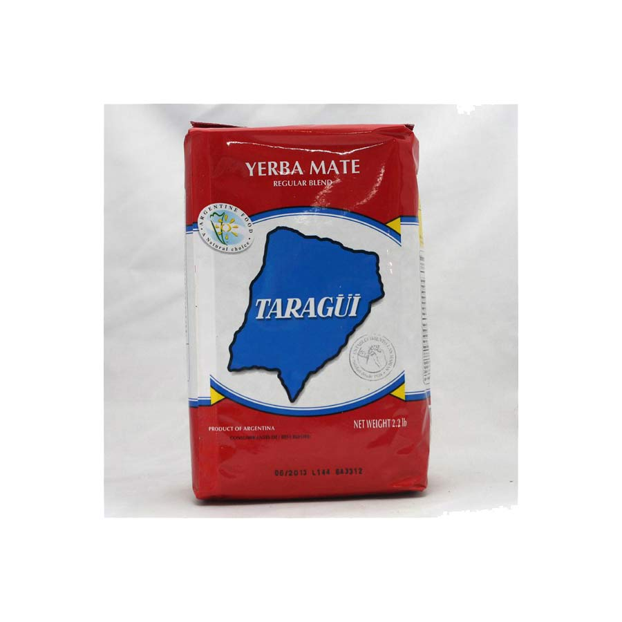Yerba mate très populaire en Argentine Taragui 1kg
