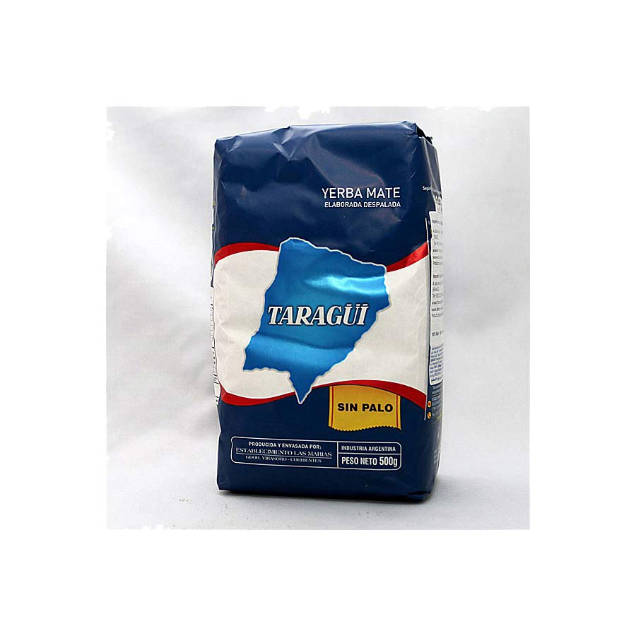 Yerba maté Taragüi sans brindilles 500g