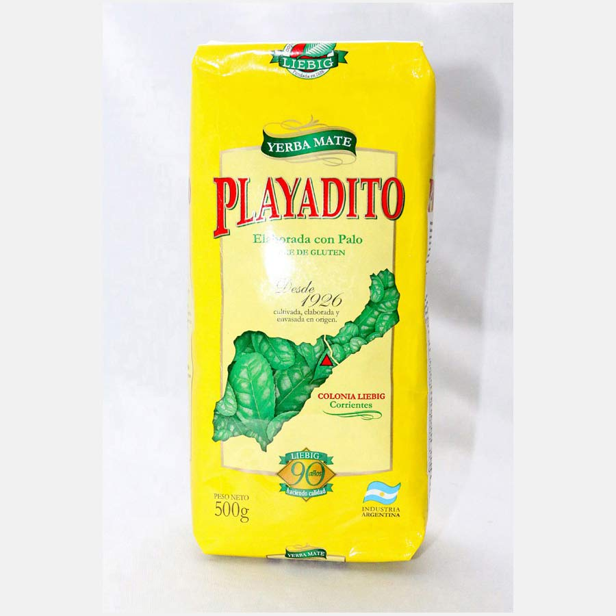Yerba mate Traditionnelle Playadito 500g