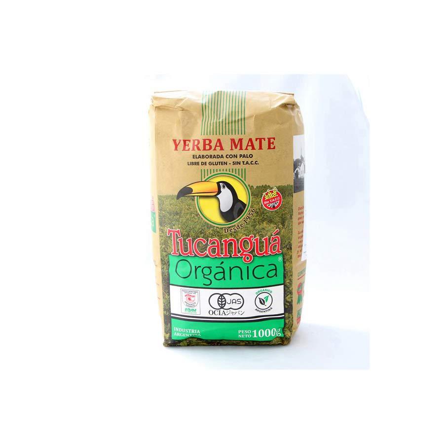 Yerba maté Tucangua Bio 1kg